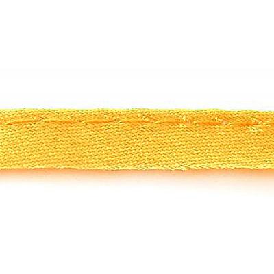 Кант атласный цветной Ч. (уп. 65,8 м) 110 желт. в интернет-магазине Швейпрофи.рф