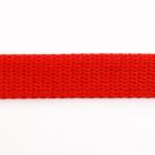 Шнур плоский 06с2341 шир.12 мм (уп 50 м) красный