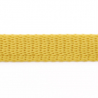 Шнур плоский 06с2341 шир.12 мм (уп 50 м) желтый
