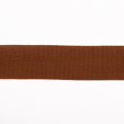 Косая бейка 15 мм стрейч 0511-0071 (уп. 132 м)  коричневый 8135