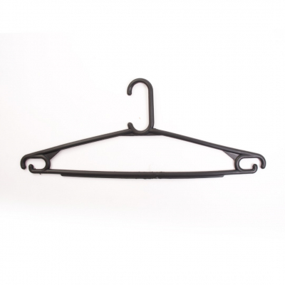 Вешалка В-106 для одежды длина 390 мм чёрный в интернет-магазине Швейпрофи.рф