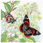 Набор для вышивания Риолис №1945 «Радость лета» 20*20 см