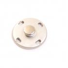 Кнопки пришивные KN 11 21 мм никель