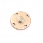 Кнопки пришивные KN 11 21 мм золото