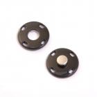 Кнопки пришивные KN 11 21 мм чер.