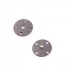 Кнопки пришивные KN 13 21 мм сер.