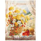 Набор для вышивания Чудесная Игла  №100-181 «Медовый аромат» 32*40 см