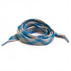 Шнурки  арт.162-П  6 мм 100 см №24 серый/м.волна