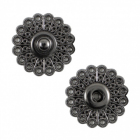 Кнопки пришивные KN 16 21 мм т.никель