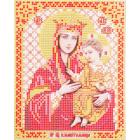 Ткань для вышивания бисером Благовест И-5059 Избавительница 13,5*17 см