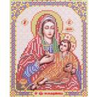 Ткань для вышивания бисером Благовест И-5072 Козельщанская 13,5*17см
