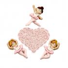 Фигурки 6954 «Маленькая балерина» 7704588