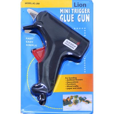 Клеевой пистолет AC-250 маленький 14*15 см в интернет-магазине Швейпрофи.рф