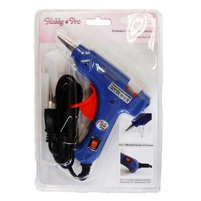 Клеевой пистолет GG-010N маленький (ЗК-508) с выключателем 7707496 14*15 см в интернет-магазине Швейпрофи.рф