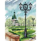 Набор для вышивания М.П.Студия М-447 «Нижний Новгород» 17*22 см