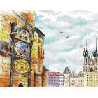 Набор для вышивания М.П.Студия М-521 «История Чехии» 18*22 см