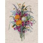 Набор для вышивания Овен №1276 «Подарок лета» 22*30 см