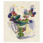 Набор для вышивания Овен №1359 «Августовский букетик» 19*23 см
