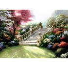Алмазная мозаика Milato F-137  «Лестница в парк»