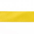 Лента атласная 12 мм (рул. 22,86 м)  №040 жёлтый