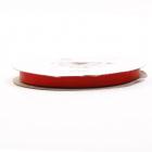Лента атласная 6 мм (рул. 22,86 м) №028 т.красный