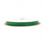 Лента атласная 6 мм (рул. 22,86 м) №092 зелёный