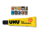 Клей универсал. UHU 43439/43435 «Alleskleber» (35 мл)