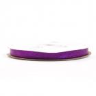 Лента атласная 6 мм (рул. 22,86 м) №170 фиолетовый