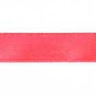Лента атласная 12 мм (рул. 22,86 м)  №024 коралловый