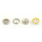 Кнопки «BABY»  9,5 мм (кольцо) (уп. 1440 шт.) желтый