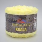 Пряжа Коала ( Koala Himalaya ) 100 гр-100 м  75723 св. жёлтый