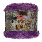 Пряжа Коала ( Koala Himalaya ) 100 гр-100 м  75732 сиреневый
