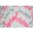 Пряжа Долфин бэби колор ( Dolphin Baby Colors Himalaya ) 100 гр-120 м  80418 белый/голубой/розовый