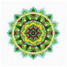 Набор для вышивания Риолис №1964 «Мандала Самопознание» 20*20 см