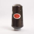 Нитки текстуриров.п/э 150/D для оверлока 15000 м  Strong №1387 коричневый