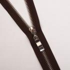 Молния Т8 СПб. 70 см никель/коричневый 868