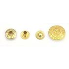 Кнопки 20 мм «Герб» золото 64306