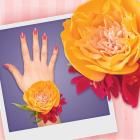 Набор для творчества Школа талантов 1685710 браслет из фоамирана «Желтая роза»