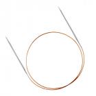Спицы круговые Addi 120 см 2,5 мм с удлиненным кончиком