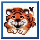 Набор для вышивания РС-студия РСТ№869 «Тигренок» 5,2*6,8 см