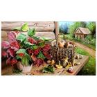 Алмазная мозаика Гранни AG2669 «Богатый урожай» 40*70 см