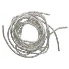 Проволока декоративная (трунцал) д.2 мм  ТБ001НН2 серебро (уп 5 гр) 553430