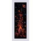 Набор для вышивания Риолис №1892 «Магия ночи» 10*30 см