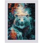 Набор для вышивания Риолис №1921 «Большая медведица» 30*40 см