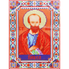 Ткань для вышивания бисером А4 БИС 029 «Св. Павел» 18*24 см