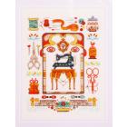 Набор для вышивания Риолис №1951 «Любимое хобби» 18*24 см