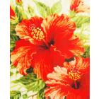 Набор для вышивания Риолис №1967 «Гибискус» 21*27 см