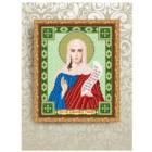 Рисунок на ткани «VIA» A4 4103 Св. Таисия 20*25 см
