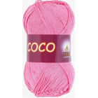 Пряжа Коко Вита (Coco Vita Cotton), 50 г / 240 м, 3854 розов.