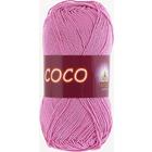 Пряжа Коко Вита (Coco Vita Cotton), 50 г / 240 м, 4304 сирень